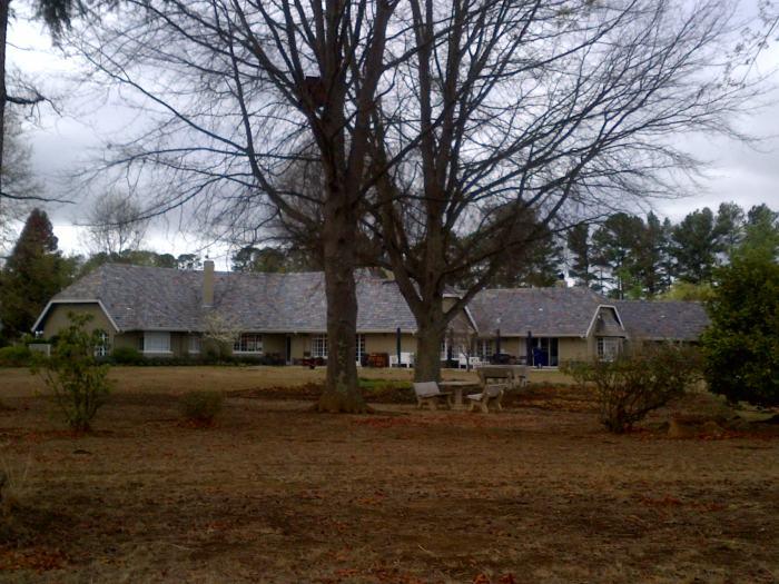The Moorcroft Manor