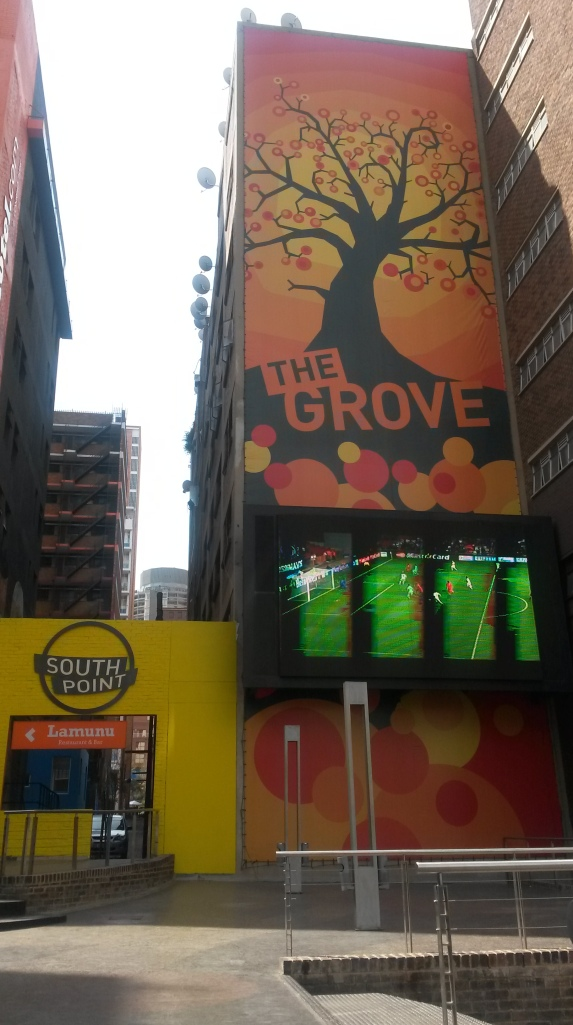The Grove in Braamfontein