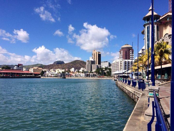 The Caudan Waterfront