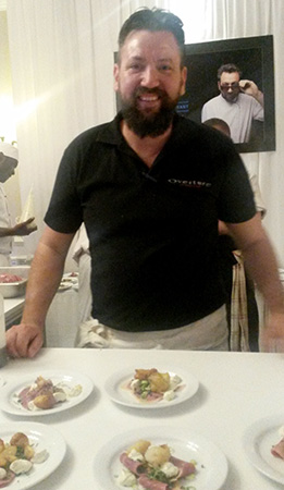 Chef Bertus Basson