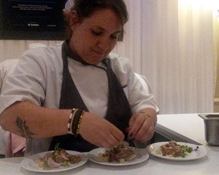 Chef Tanja Kruger