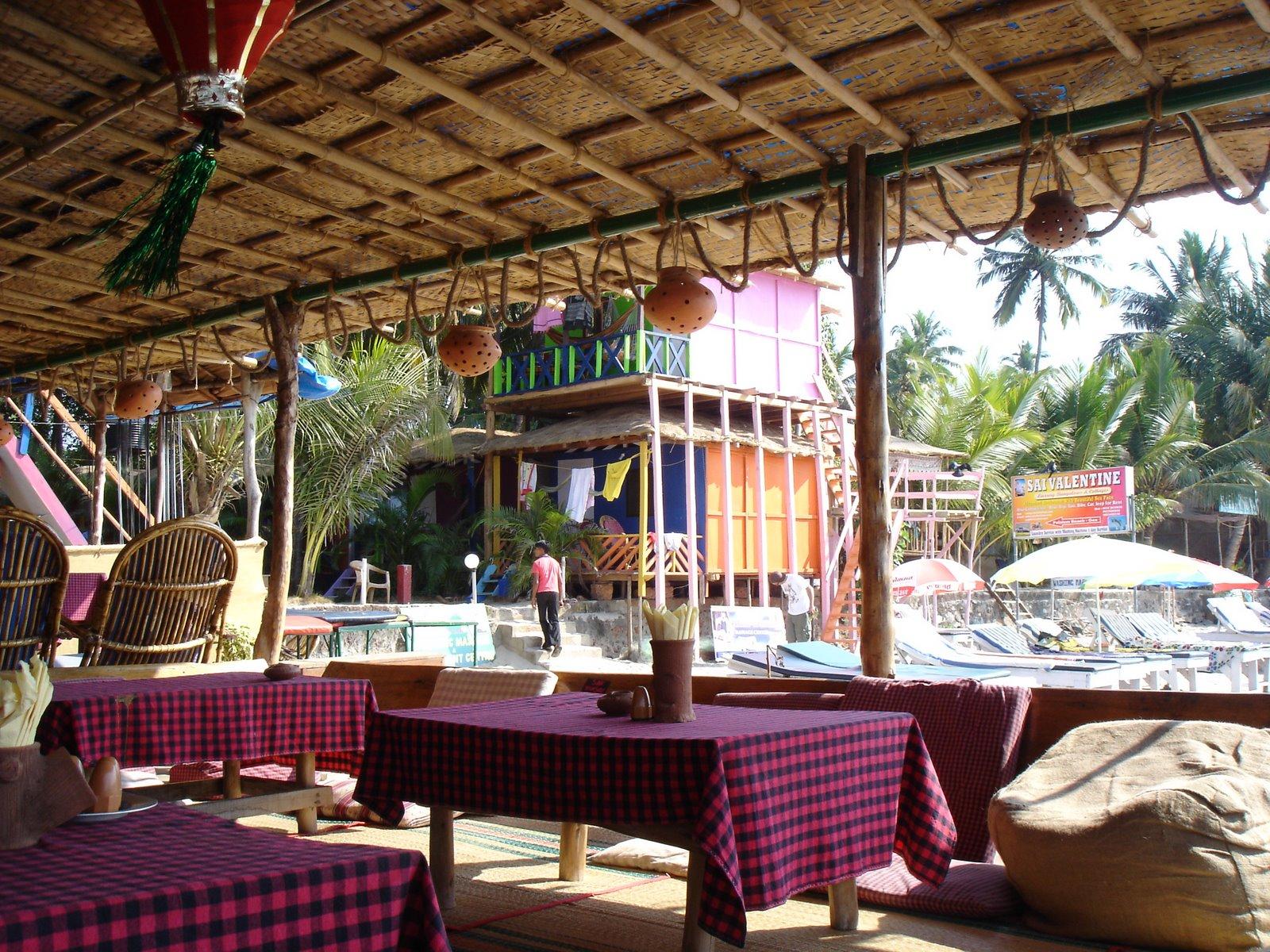 Goa Beach Resorts, oppdage Resorts i Goa, Strand hytter, Hytter i Goa, Leiligheter i Goa Stranden,