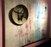 Wayne Barker's exhibiton