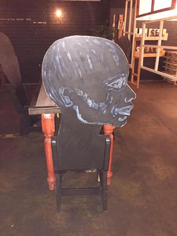 An interesting chair