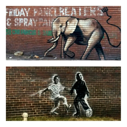 More graffiti in Jeppestown