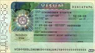 how to apply for a work visa in europe