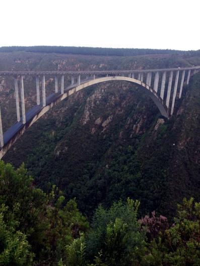 Bloukrans Bridge, Tsitsikamma