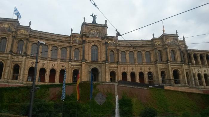 The Bavarian Parliament