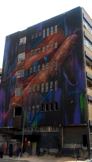 Made by Australian artist Adnate