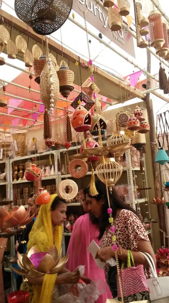 Diwali Market in Delhi