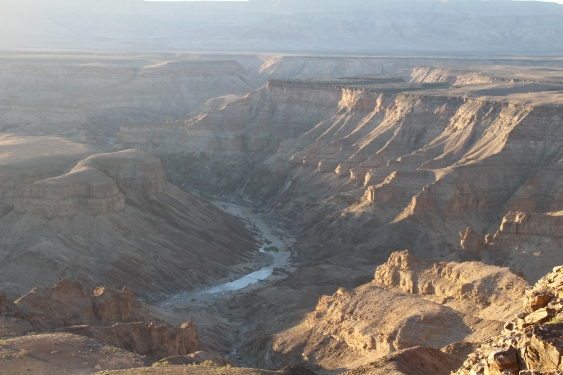 Fish River Canyon